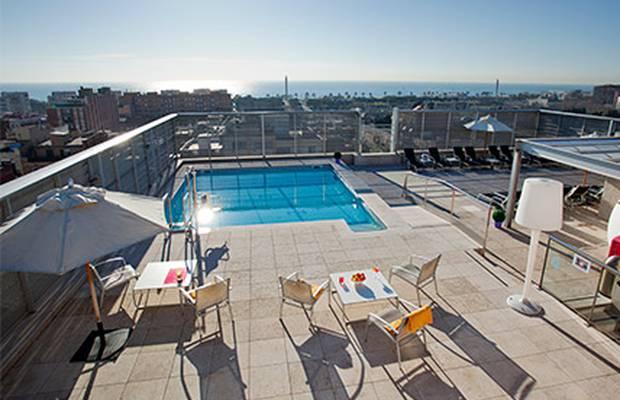 Offerte dell\'hotel ILUNION Barcelona sulla spiaggia, dotato ...
